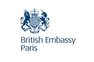 Logo British Embassy Paris